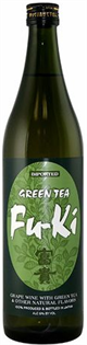 Fu-Ki Green Tea Wine 750ml
